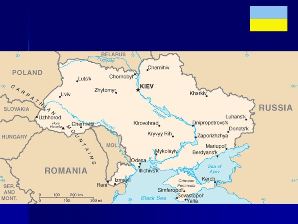 Obyvatelstvo 50 miliónů (20% Rusů) 50 miliónů (20% Rusů) náboženství – pravoslavné křesťanství náboženství – pravoslavné křesťanství hl.