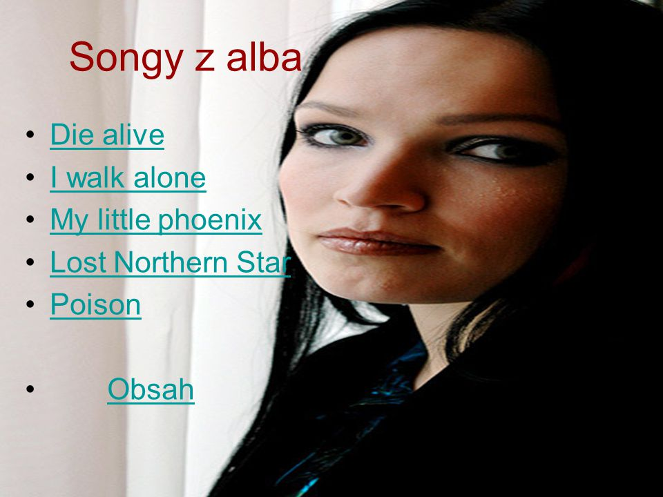 My winter storm Obsah CD 1.Ite, Missa Est 2.I Walk Alone 3.Lost Northern Star 4.Seeking For Reign 5.The Reign 6.The Escape Of The Doll 7.My Little Phoenix 8.Boy And The Ghost 9.Sing For Me 10.Oasis 11.Poison Další strana Další strana