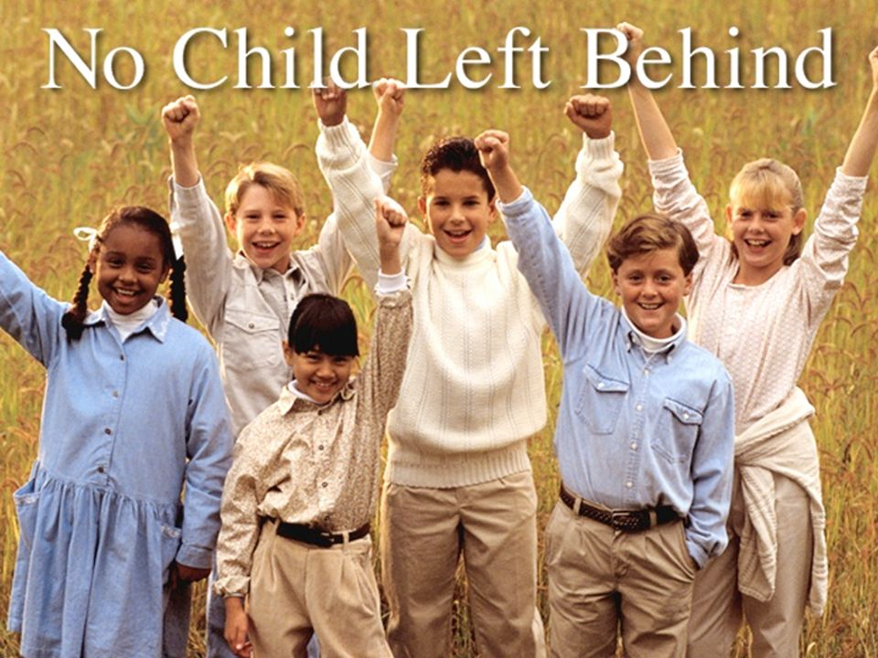 Close the achievement gap with accountability, flexibility, parental choices, and research-based reforms PURPOSE