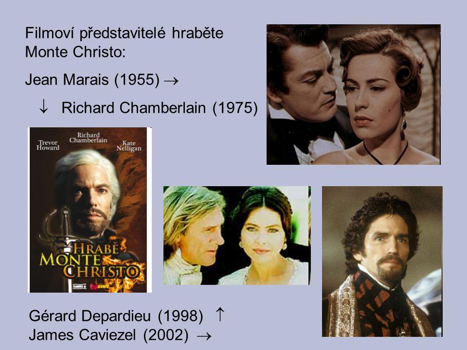 Český muzikál Hrabě Monte Cristo (hudba Karel Svoboda, autor libreta Richard Hes, texty písní Zdeněk Borovec) D.