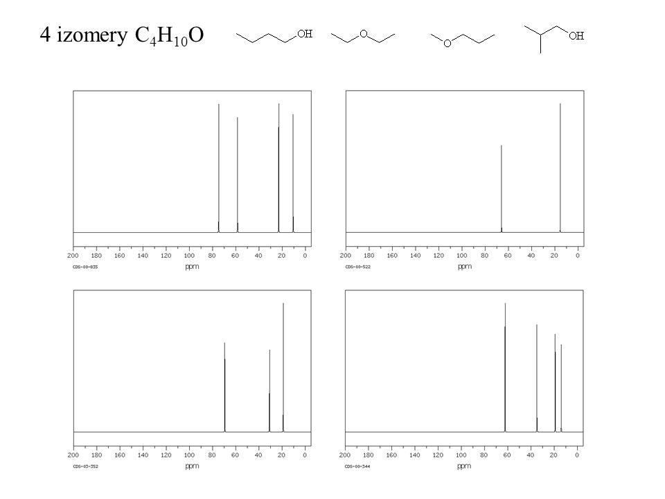 4 izomery C 4 H 10 O