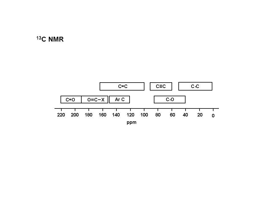 13 C NMR