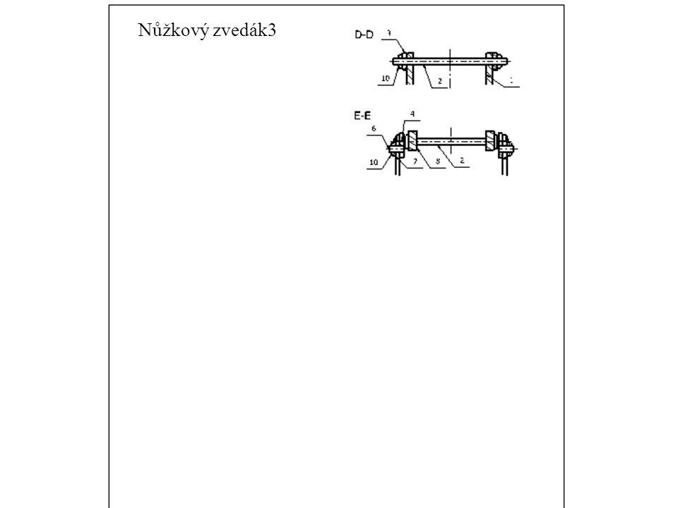 Nůžkový zvedák3