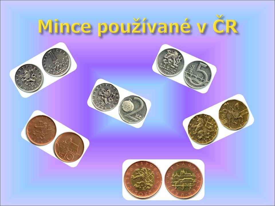 v každém státě světa se používají jiné peníze  měna je konkrétní peněžní jednotka daného státu