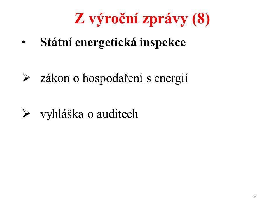 20 Vznik regulovaných cen - pracovní skupiny (2) Úvaha: Účast AEM-SVSE v pracovní skupině Financování ??.