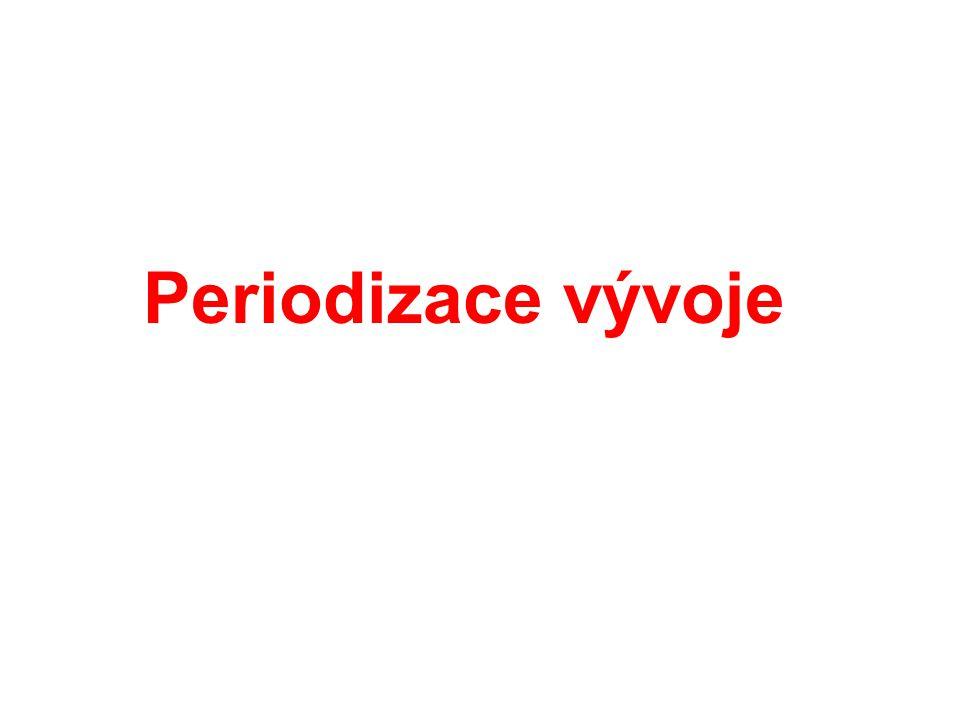 Periodizace inspirovaná V.