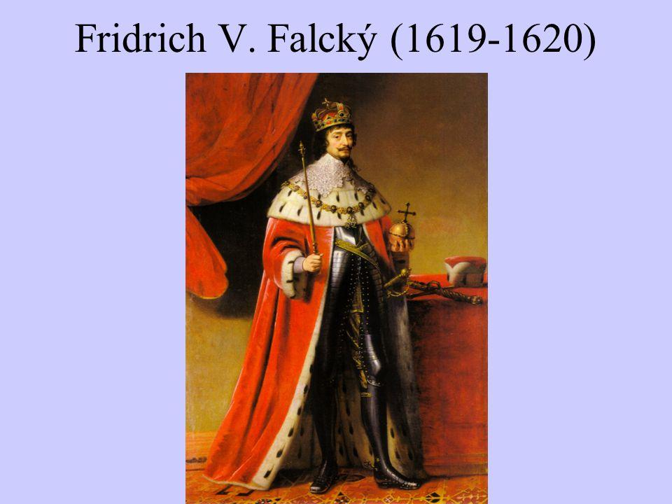 Fridrich V. Falcký (1619-1620)