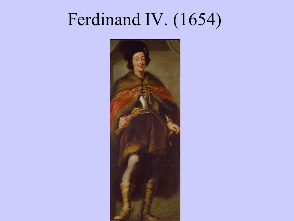 Ferdinand IV. (1654)