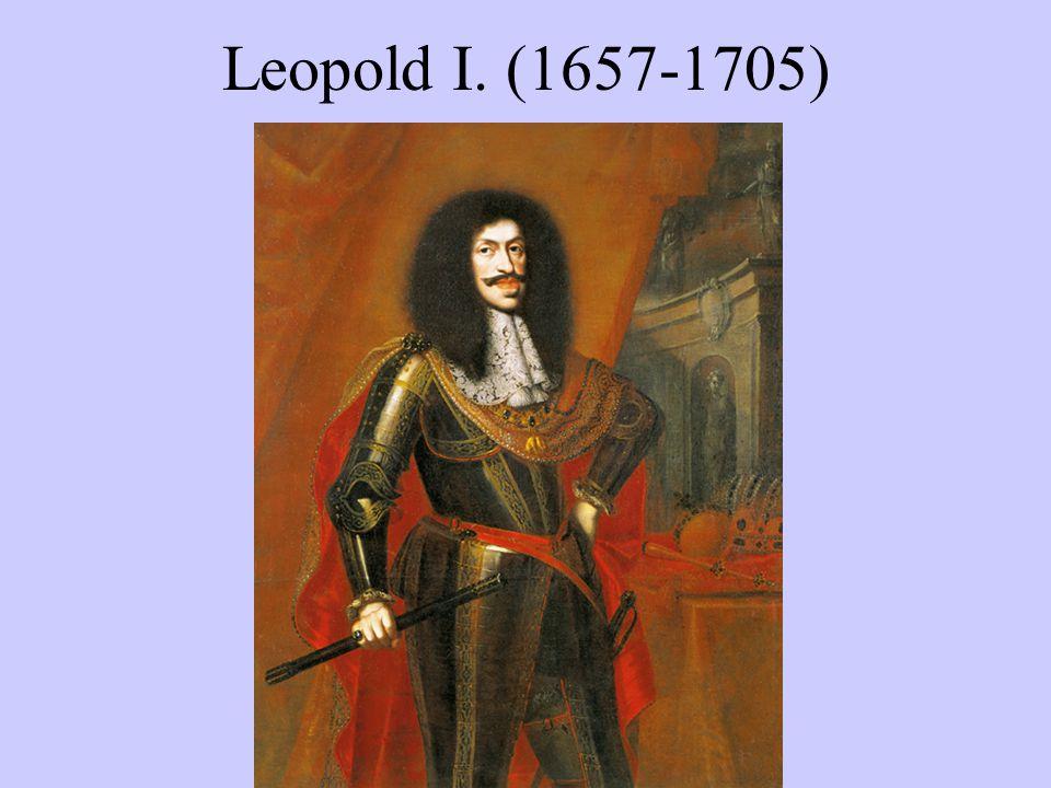 Leopold I. (1657-1705)