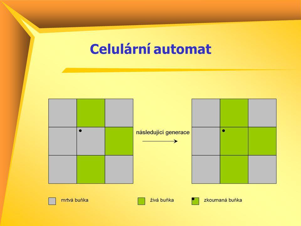 Celulární automat