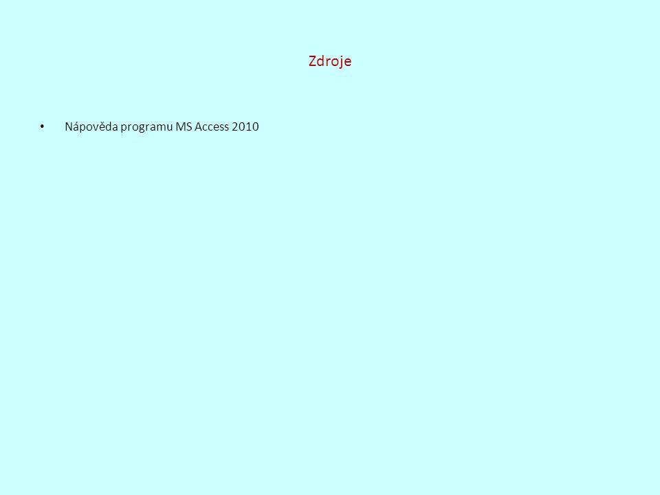 Gymnázium a Střední odborná škola, Lužická 423, 551 23 Jaroměř Projekt: Registrační číslo: Číslo DUM: Jméno autora: Název práce: Předmět: Ročník: Časová dotace: Vzdělávací cíl: Pomůcky: Poznámka: Škola v digitálním světě aneb Uchop svoji šanci CZ.1.07/1.5.00/34.0210 VY_32_INOVACE_7B18 Karel Nymsa Formuláře IKT Septima 15 min Znalost základních pojmů databází a základní práce s nimi Program Microsoft Access 2010 - Inovace: Základní informace jsou v elektr.