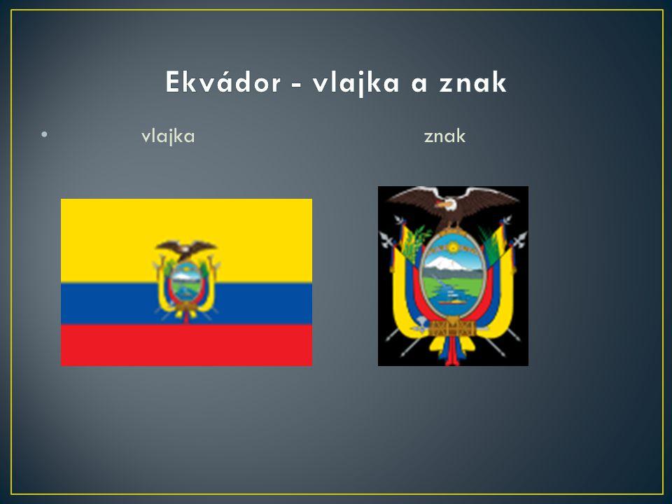 Ekvádor, oficiálně Ekvádorská republika, je stát v Jižní Americe, který leží na rovníku a zároveň je jeho pobřeží omýváno vodami Tichého oceánu.