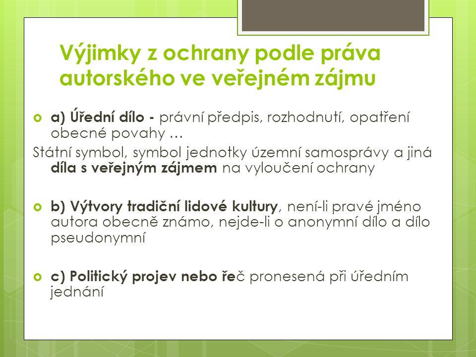 Zdroje  Zpracováno především podle:  HOŠÁKOVÁ, Radka.
