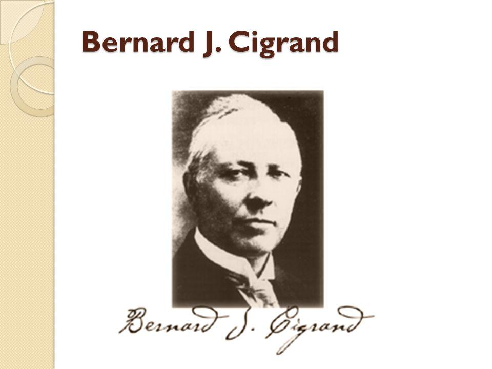 Bernard J. Cigrand