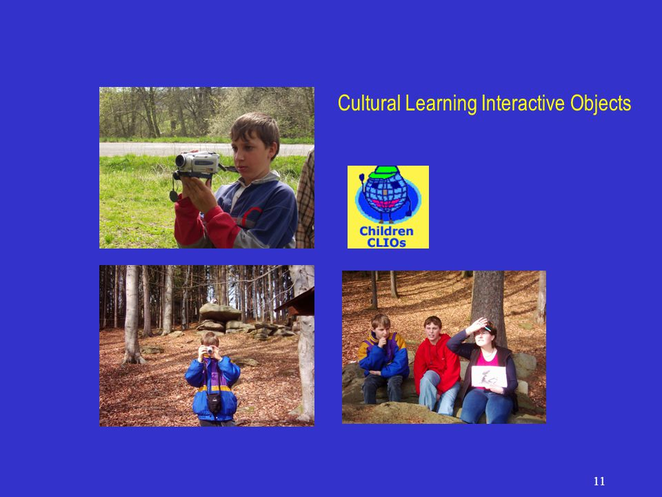 11 Cultural Learning Interactive Objects