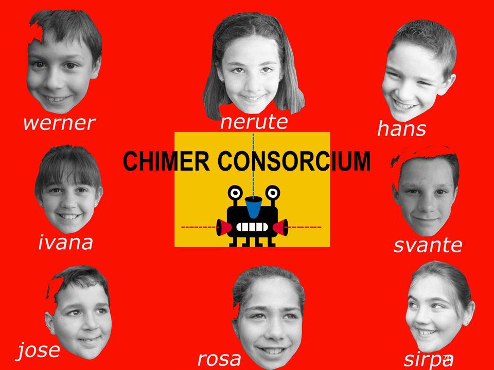 20 CHIMER CONSORCIUM