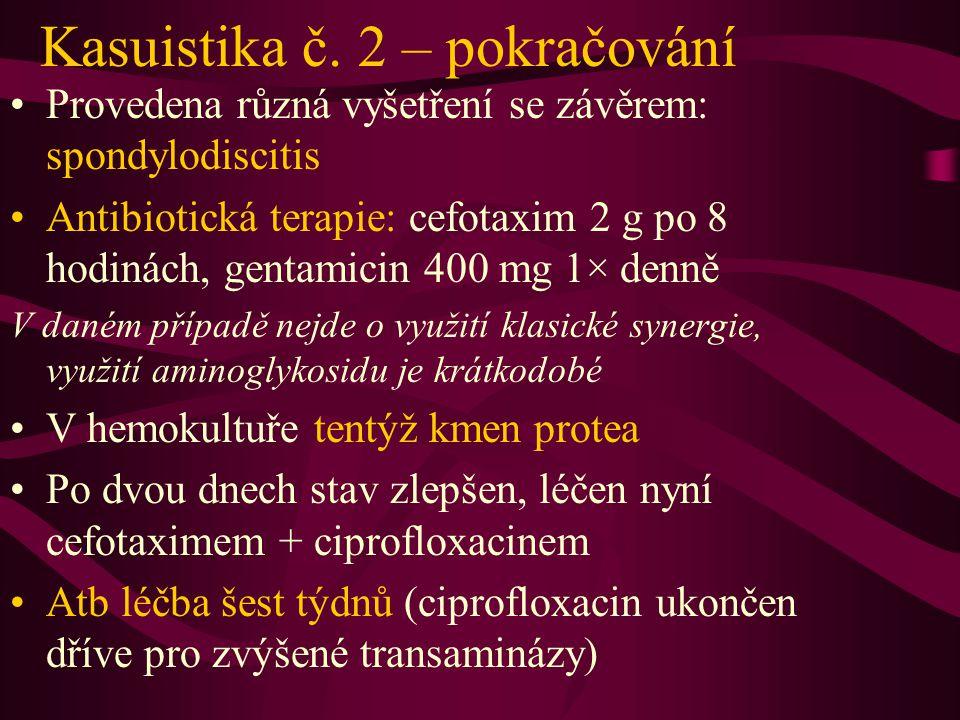 Kasuistika č.