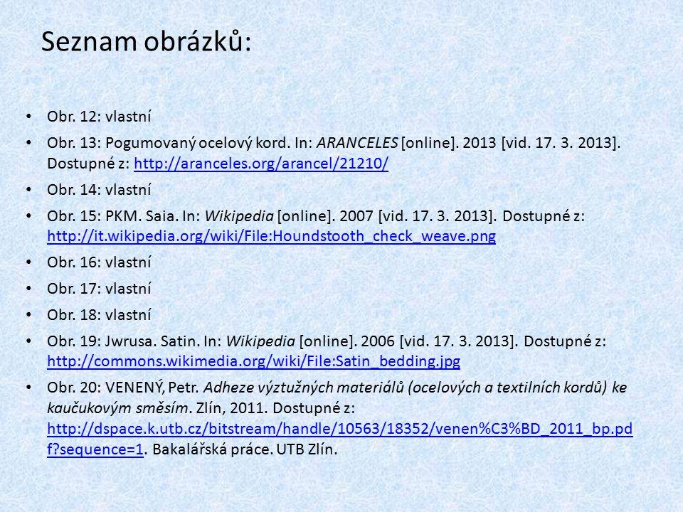Seznam obrázků: Obr.21: Techno Jetcord. In: Zbrojovka ZTM [online].