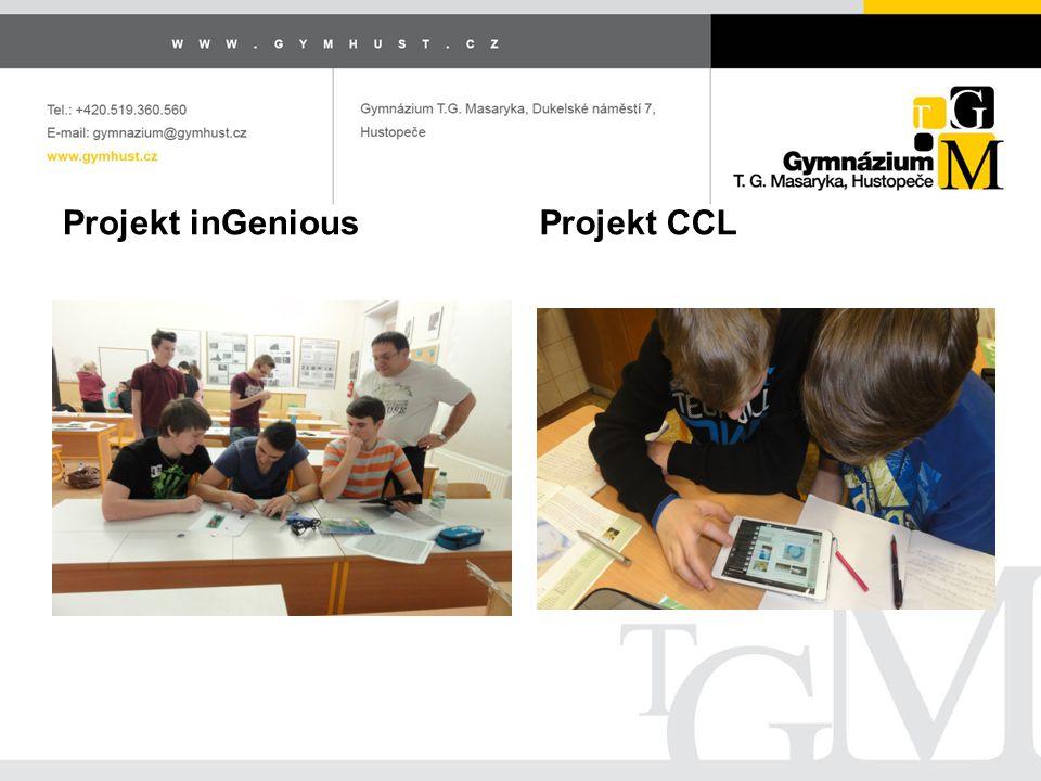 Projekt inGeniousProjekt CCL