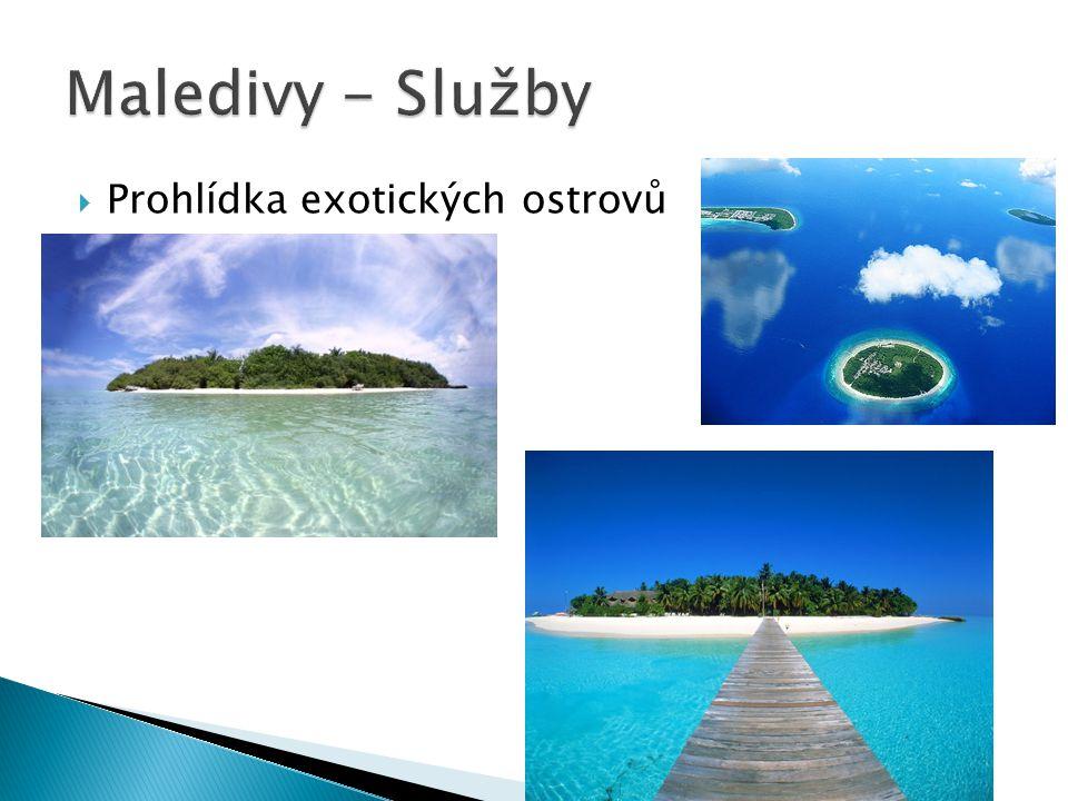  Prohlídka exotických ostrovů