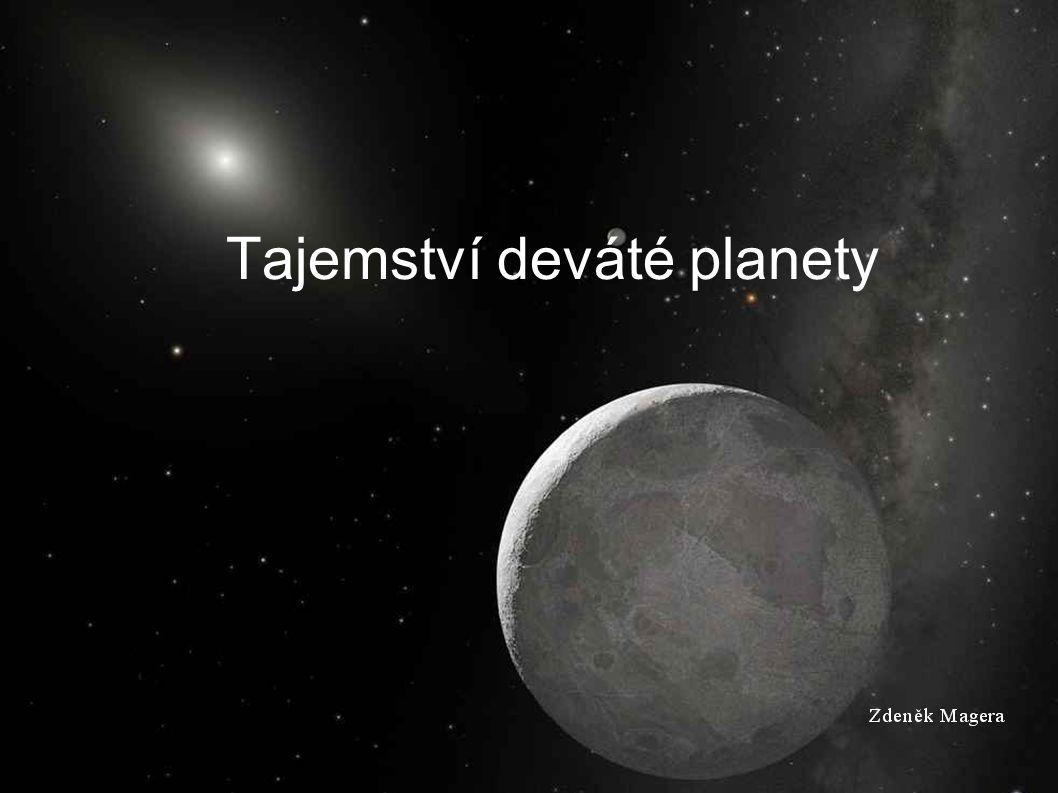 Tajemství deváté planety
