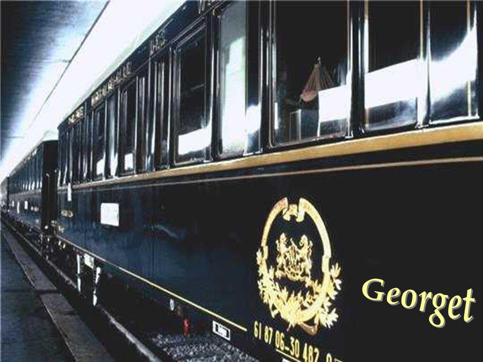 Salonek pro cestující Orient Expresu na nádraží v Istanbulu
