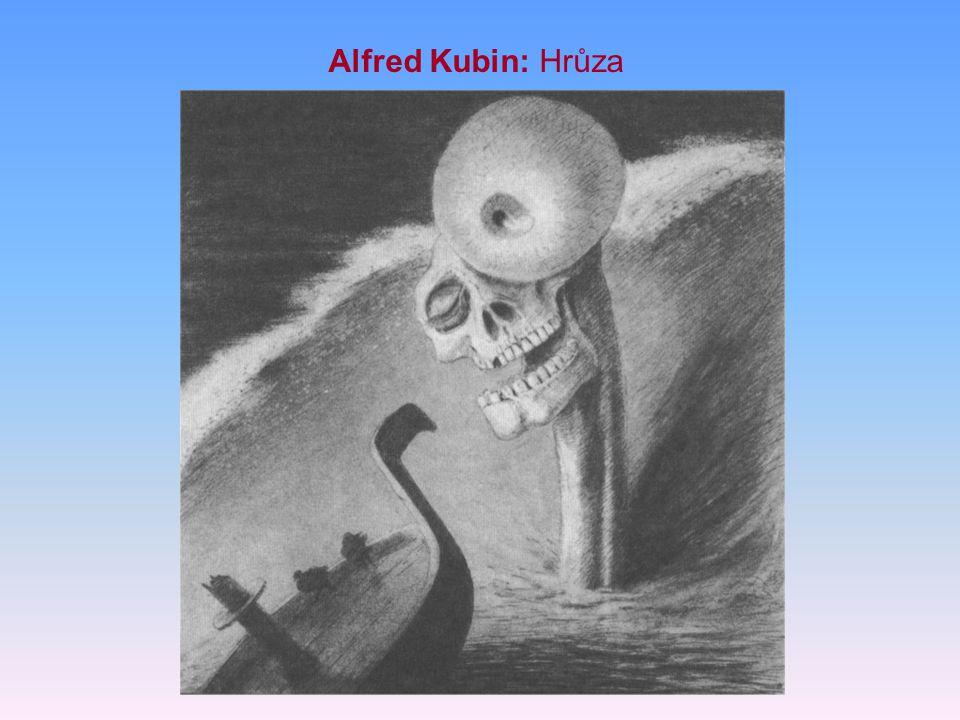 Alfred Kubin: Hrůza