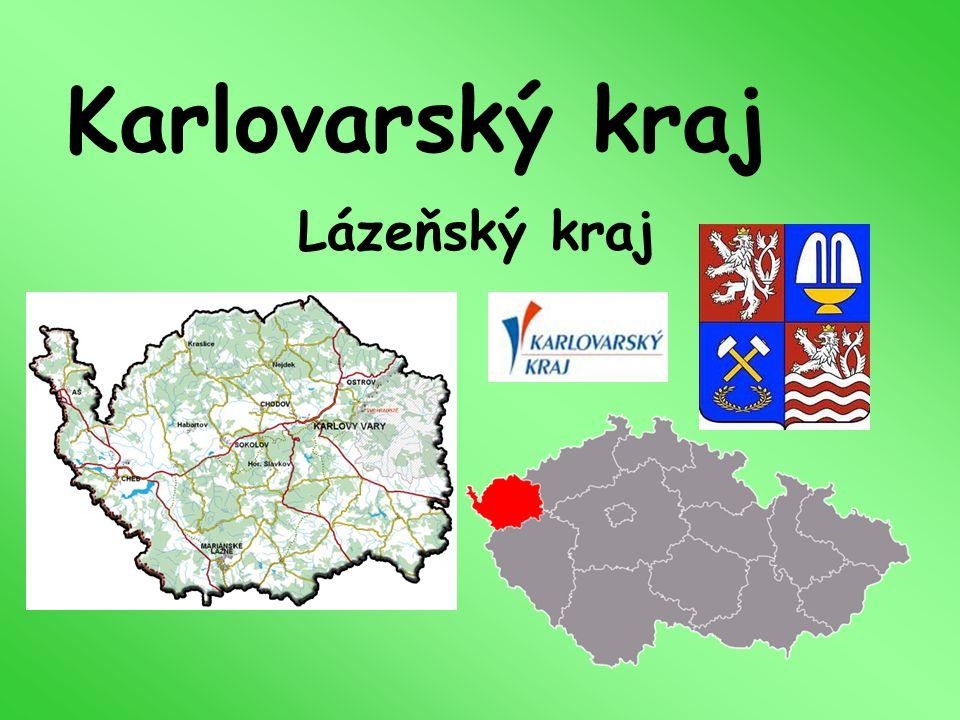 Karlovy Vary Leží v západní části České republiky na soutoku řek Teplé a Ohře.