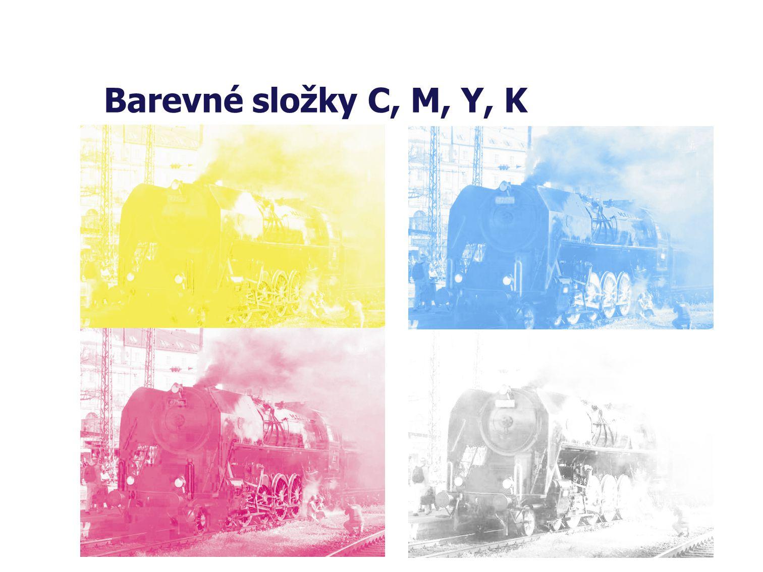 Barevná separace chceme tisknout na barevné tiskárně