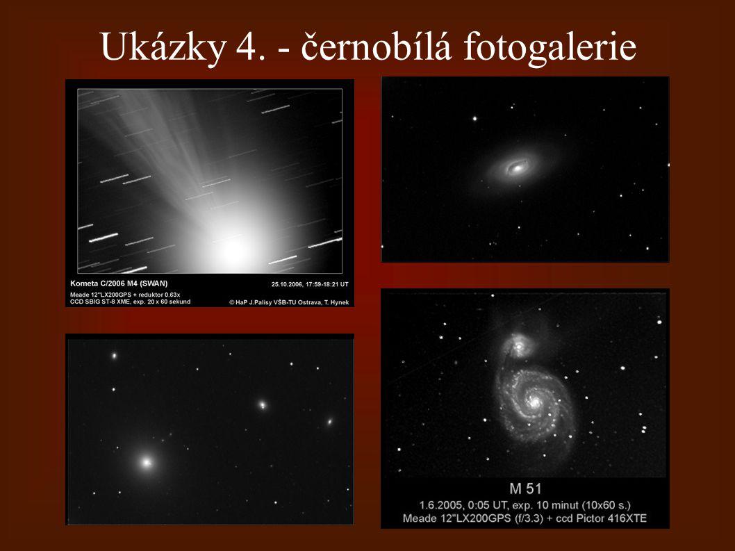 Ukázky 4. - černobílá fotogalerie