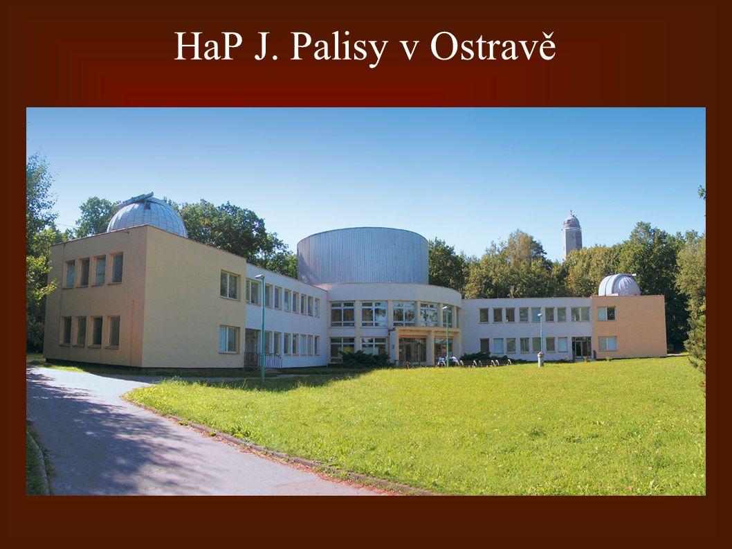 HaP J. Palisy v Ostravě