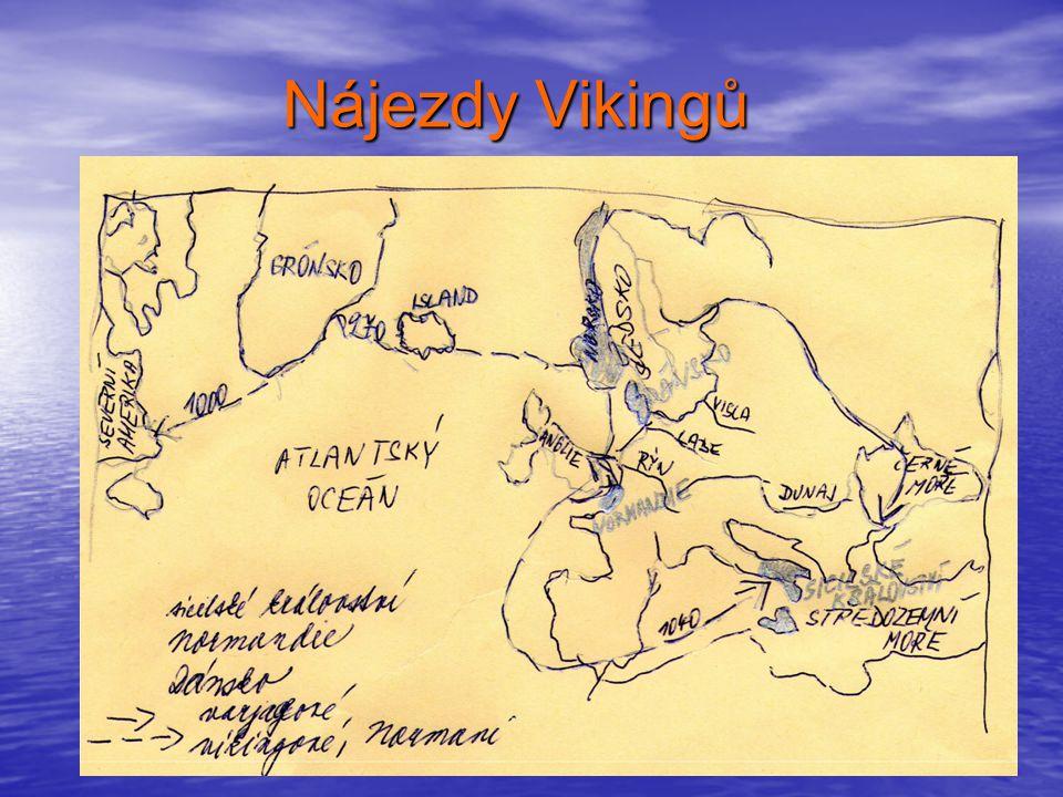 Nájezdy Vikingů