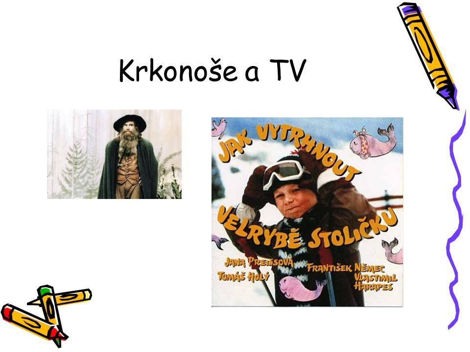 Krkonoše a TV