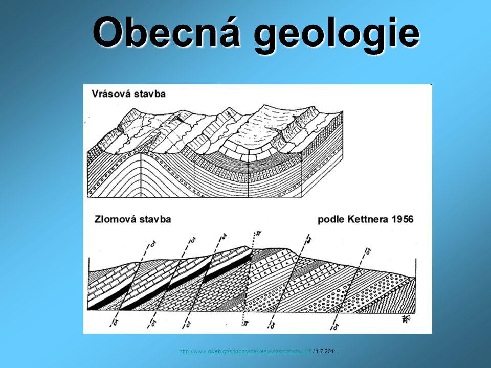 Obecná geologie http://www.gweb.cz/soubory/nakresy/vraszlomstav.gifhttp://www.gweb.cz/soubory/nakresy/vraszlomstav.gif / 1.7.2011