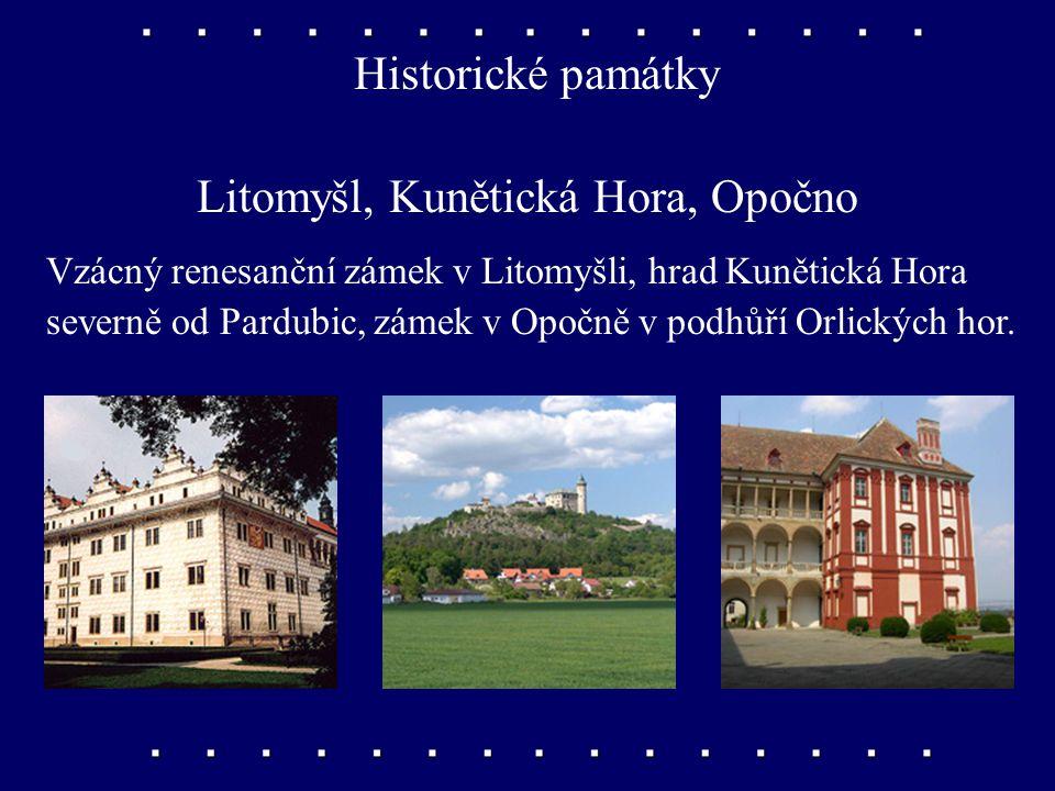 Památky a zajímavosti Babiččino údolí, Ratibořice Nedaleko Náchoda nalezneme Babiččino údolí spolu se zámkem Ratibořice.