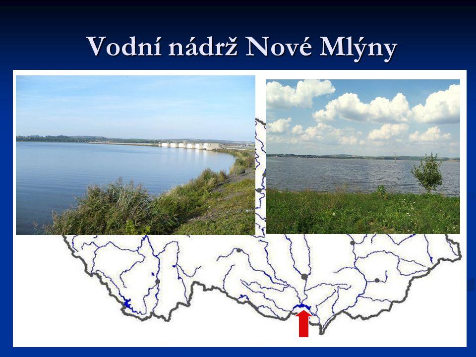 Vodní nádrž Nové Mlýny