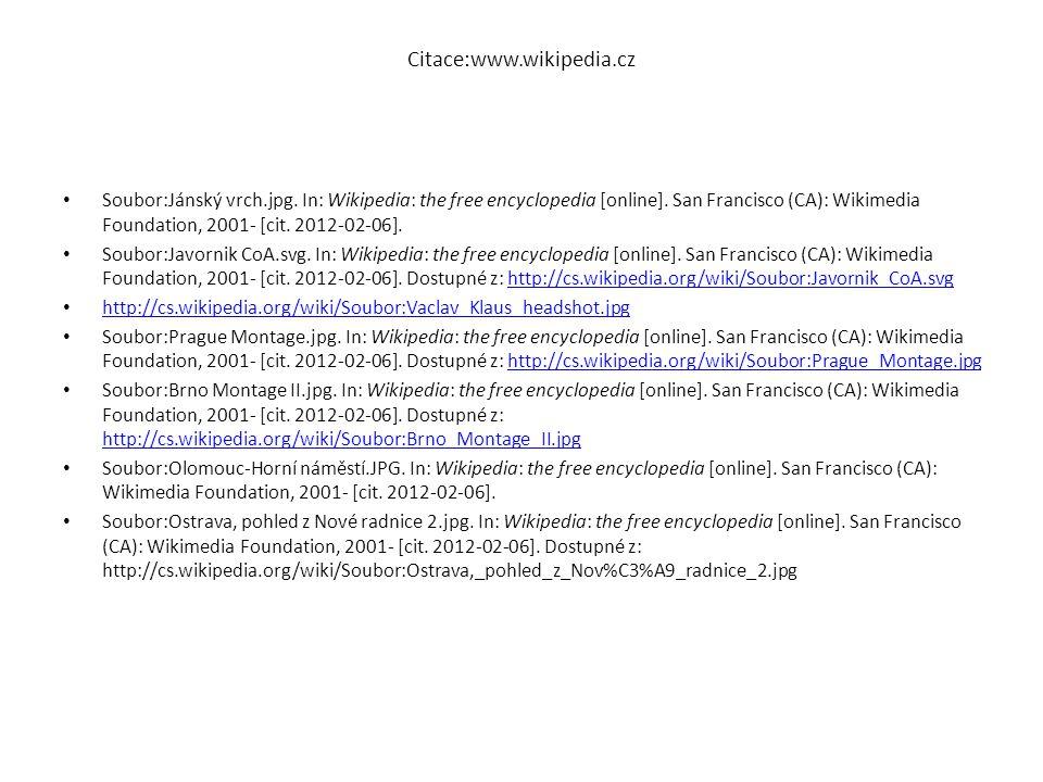 Citace:www.wikipedia.cz Soubor:Jánský vrch.jpg. In: Wikipedia: the free encyclopedia [online].