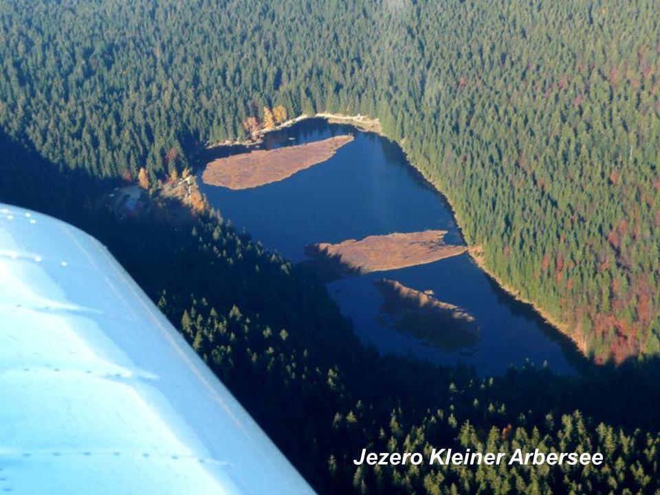 Jezero Kleiner Arbersee