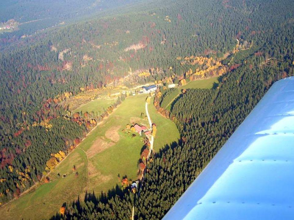Jezero Grosser Arbersee pod V. Javorem na německé straně