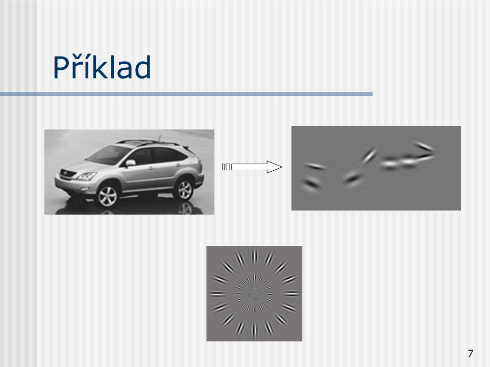 28 Porovnání slovníků K-SVD, Haar, DCT slovníky 64x441 Trénovací data – 11000 bloků 8x8 Z face-image databáze Hledání koeficientů OMP 20-90% pixelů bylo vymazáno Na zbytku – OMP pomocí slovníků Chybějící pixely se dodefinovali