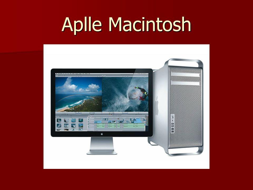 Aplle Macintosh