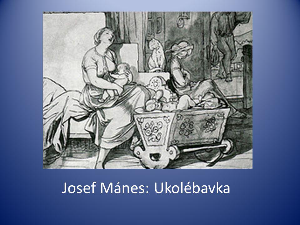 Josef Mánes: Ukolébavka