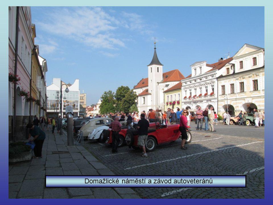 24. srpna 2013 KČT Nepomuk zajistil autobusový zájezd na setkání na Čerchově