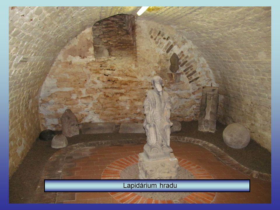 Nepomučtí v expozici Chodského hradu