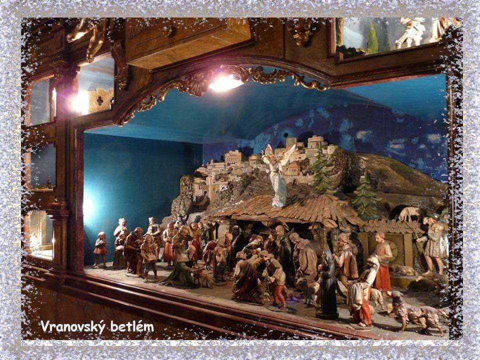 Předvánoční Vysočany, dneska je u nás krásný vánoční čas.