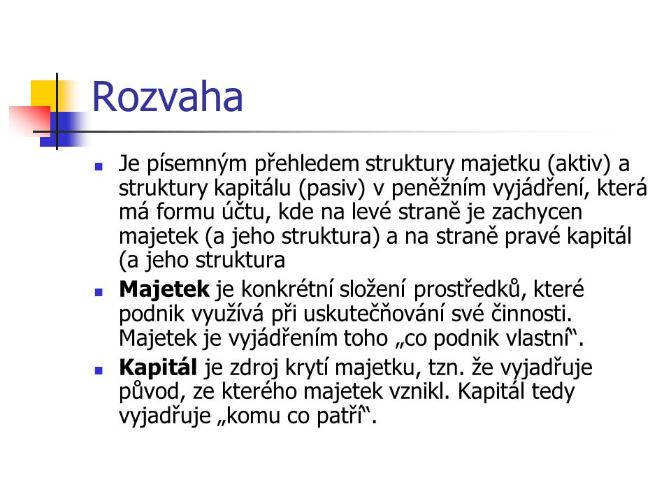 Rozvaha Aktiva Rozvaha k 31.12.20..