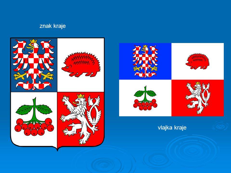 znak kraje vlajka kraje