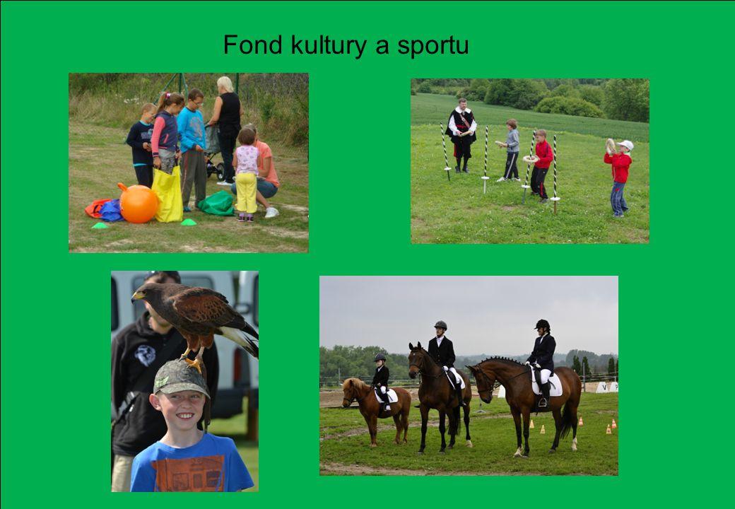 Fond kultury a sportu