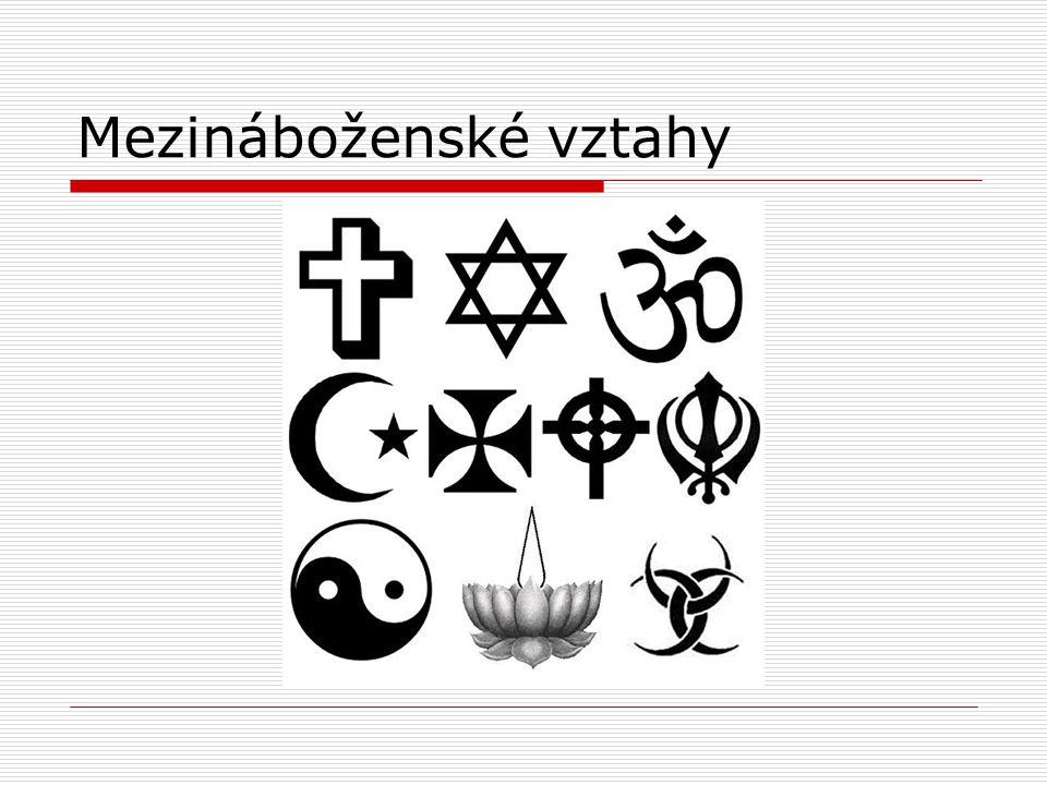 Mezináboženské vztahy