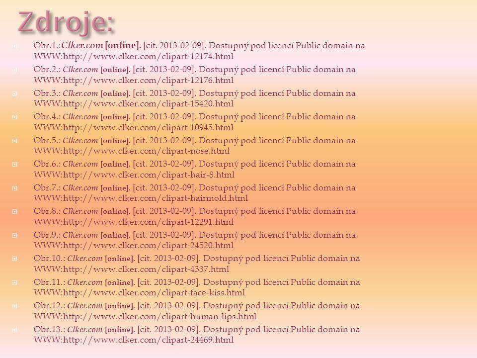  Obr.1.: Clker.com [online]. [cit. 2013-02-09].
